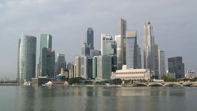 华人移民首选国,卓越教育基地就看新加坡