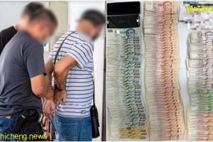 警展开全岛扫荡行动 158男女涉非法赌马助查