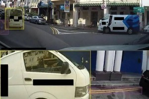 新科技登场!有了它,你还敢违规停车吗