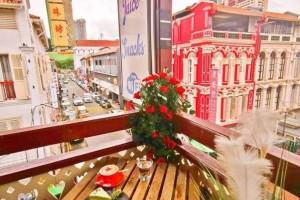 新加坡隐秘的角落,这些咖啡厅分分钟拍出ins大片水平