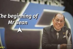 校友卢裕波:新加坡豆先生(Mr Bean)的领导力小课堂