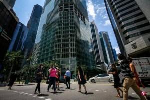 陈振声:跨国企业看重新加坡政府治理 继续在本地投资