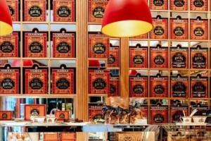 摩洛哥风情咖啡馆,几百种咖啡太过瘾