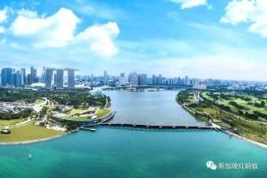 小小的新加坡竟有17个水库 一个比一个清幽秀丽