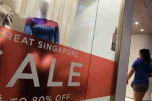 新加坡全岛年中打折!商家疯了!化妆品、运动鞋、母婴用品等4折起