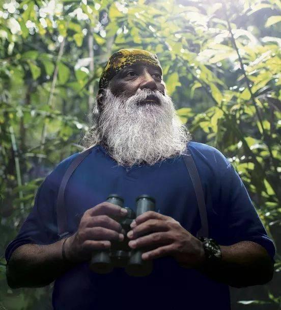 现代都市中的大自然......大自然的守护者——Subaraj Rajathurai
