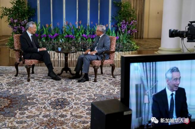 新加坡总理李显龙呼吁各国合作,重启跨境旅游拯救经济
