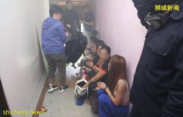 """中国女子新加坡出演""""动作片""""被捕,再度迁出""""幽灵租户"""""""