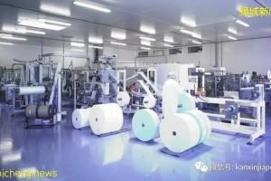全球领先的口罩厂之一,在新加坡设生产线