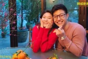 许绍雄准女婿撞脸陈家乐  许惠菁:新港两地摆喜宴