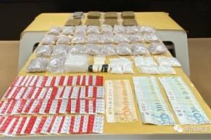 新加坡警方破获19年来最大规模海洛因毒品案