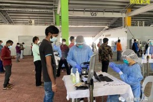 网传康复客工回上海后再确诊,新加坡卫生部回应了