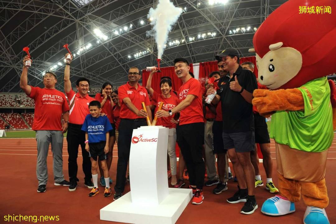 新加坡超便宜运动课!注册送$100,低至$2/课,羽毛球、皮划艇、足球、网球、水球、健身