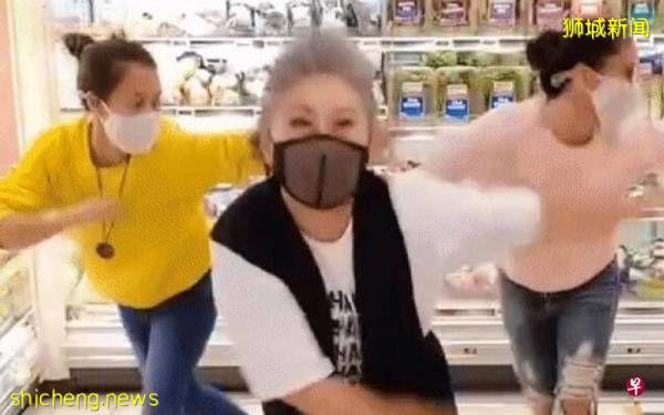金银姬年轻时 舞步过目不忘!