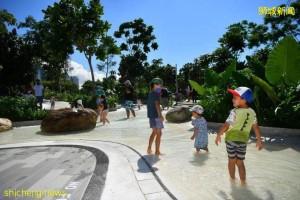 新加坡收紧防疫措施,公园戏水设施将暂时关闭,三巴旺温泉公园温泉区将关闭到本月底