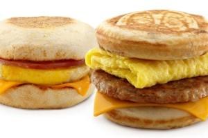 麦当劳的McMuffin又回来了,3月29日开始买1送1