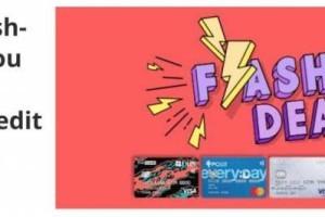 回归!闪电促销!DBS/POSB申请信用卡无门槛送200新币!8月6日就结束,速度要快呀