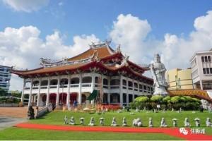 新加坡 20 座寺庙和教堂介绍