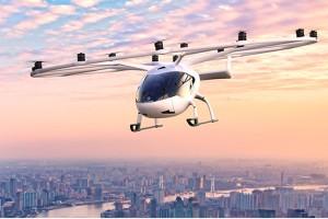 德国Volocopter将在我国推出飞行计程车服务