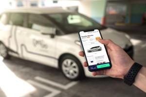 GetGo共享车进军新加坡!新加坡驾车好方便