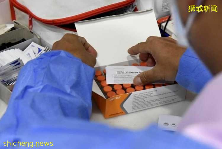 新加坡65万5029人已经接种冠病疫苗追加剂!科兴科兴疫苗纳入全国计划