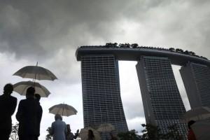 1869年以来,上个月2月是最干旱的2月!雷阵雨将会在三月重新登入新加坡