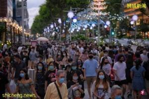 新加坡冠病死亡率增加 但仍低于其他国家
