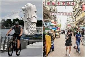 打疫苗后,新加坡去香港隔离仅需7天!疑机上感染,酷航被禁飞