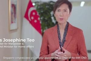 杨莉明:我国计划参选联合国麻醉药品委员会成员