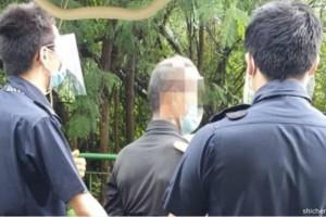 男子利器重伤公园局人员 以企图谋杀罪被捕