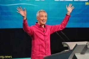 """新加坡总理也提""""共同富裕""""?鼓励多付餐费?薅富济贫"""
