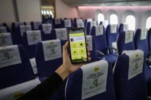 新加坡酷航推出一站式平台服务机舱乘客,无接触订票购物乘机更安全
