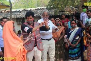 红十字会首批抗疫物资运抵印度