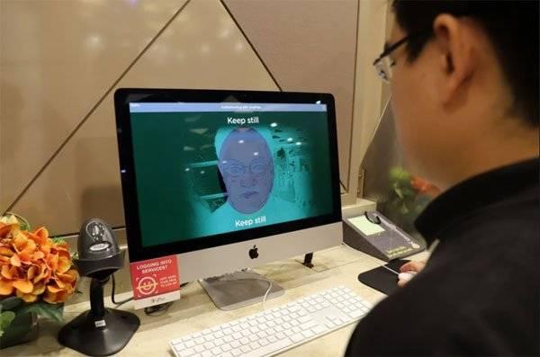 狮城推脸部辨识系统 照片影片难蒙混过关