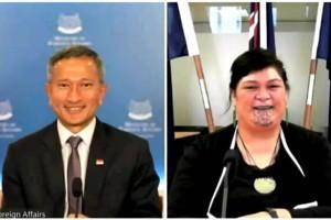 新加坡和新西兰互认疫苗证书,有望与台湾建立旅游泡泡