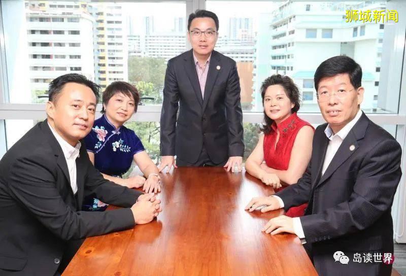 新加坡中国移民社团顺应时代需求 开通人脉扩展商务社会功能