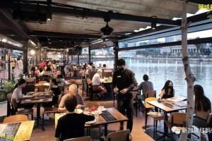 新加坡人到底有多爱堂食,解封消息还未宣布就抢先预订餐馆