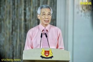 李显龙表示,新加坡将逐步收紧外国人就业政策