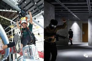 这么贵的室内游乐场,竟然有50万新加坡人去疯狂炫技!到底有啥好玩的