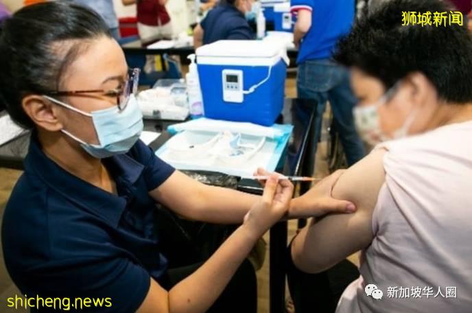 新加坡有28万年长者没接种新冠疫苗!有些长者执意要打中国疫苗