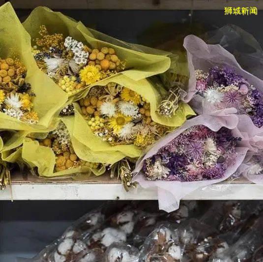 花花世界迷人眼,坡坡这些鲜花市场你去过吗