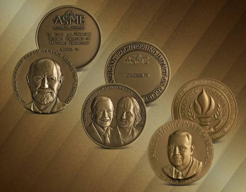 南洋理工大学校长获 2020年ASME工程成就奖
