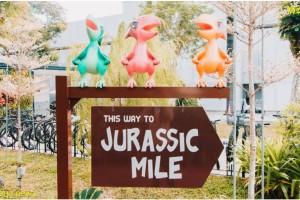 注意了!新加坡这7个地方,竟然有恐龙出没