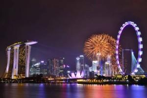 这些新加坡绝美夜景,你欣赏过吗