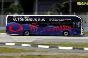 新加坡的自动驾驶发展之路
