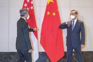 新加坡外长访问中国,探讨疫苗证书的双边认证!什么时候回国免隔离