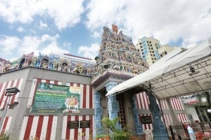 """带你了解新加坡的""""小印度"""""""