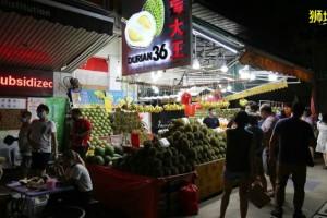 ◤新国CCB◢卫部宣布患者曾造访 榴梿店生意即挫 20%