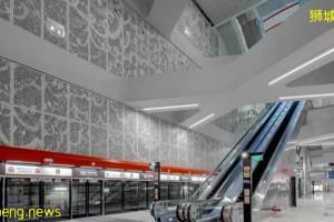 新加坡即将新开6个地铁站,报名开放参观