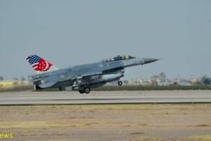 美国防部列狮城F16和F35B型战斗机机师未来训练首选地点